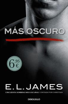 Descargas de libros para mac MÁS OSCURO («CINCUENTA SOMBRAS» CONTADA POR CHRISTIAN GREY 2) de E.L. JAMES in Spanish