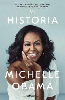 mi historia-michelle obama-9788466350099