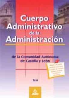Followusmedia.es Cuerpo Administrativo De La Administracion De La Comunidad Autono Ma De Castilla Y Leon. Test Image