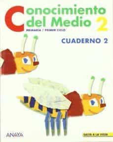 Javiercoterillo.es Conocimiento Del Medio 2º Educacion Primaria Cuaderno 2 Proyecto Salta A La Vista Image