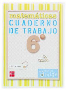 Valentifaineros20015.es Cuaderno De Matematicas (6º Educacion Primaria) Image