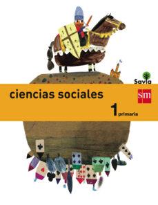 ciencias sociales general integrado 1º primaria savia-9788467570199