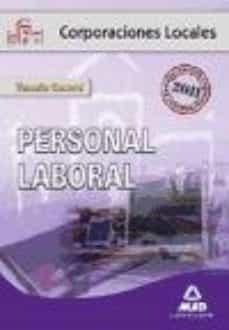Chapultepecuno.mx Personal Laboral De Corporaciones Locales: Temario General Image