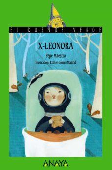 x-leonora-pepe maestro-9788467840599
