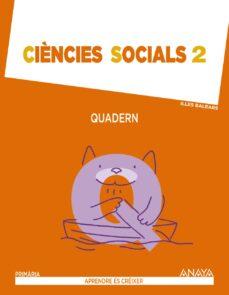 Geekmag.es Ciències Socials 2º Educacacion Primaria Quadern 2 Illes Balears Image