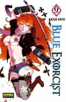 blue exorcist (vol. 9)-kazue kato-9788467911299