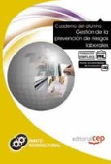 Inmaswan.es Cuaderno Del Alumno Gestión De La Prevención De Riesgos Laborales Image