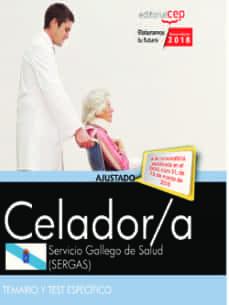 oposiciones sergas. servicio gallego de salud celador-9788468195599