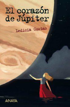 Descarga gratuita de libros de texto. EL CORAZON DE JUPITER 9788469835999  (Spanish Edition)