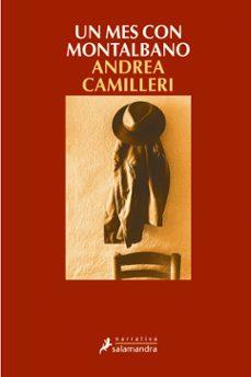 Descargando google books a pdf UN MES CON MONTALBANO (SERIE MONTALBANO 5) (RELATOS)
