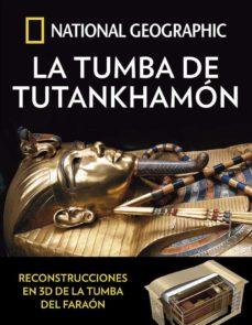 la tumba de tutankhamon-9788482986999