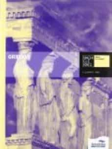 Cronouno.es Griego 1 (L+cd) 1º Bachillerato Image