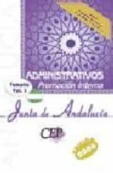 Permacultivo.es Temario Oposiciones Vol. I Administrativos De La Junta De Andaluc Ia (Promocion Interna) Image
