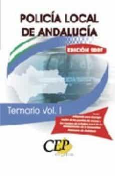 Debatecd.mx Policia Local De Andalucia. Temario (Vol. I) Image