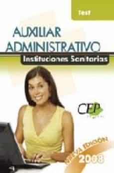 Permacultivo.es Test Auxiliar Administrativo Instituciones Sanitarias Image