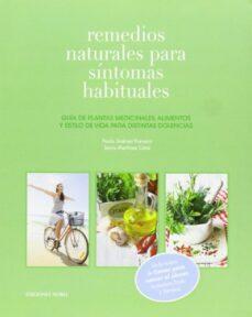 remedios naturales para sintomas habituales-paula jimenez fonseca-sonia martinez cano-9788484596899