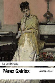 Ebook mobi descargas LA DE BRINGAS in Spanish DJVU iBook PDF de BENITO PEREZ GALDOS