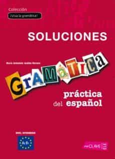 Javiercoterillo.es Gramatica Practica Del Español: Soluciones: Nivel Intermedio A2 B 1 Image