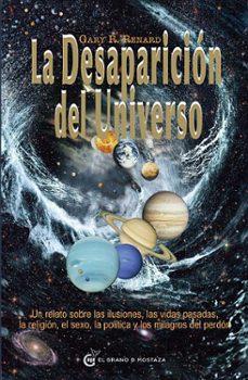 la desaparicion del universo-gary renard-9788493727499