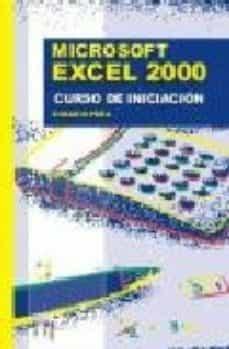 Inmaswan.es Excel 2000: Curso De Iniciacion Image