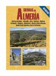 sierras de almería-agustin garcia-9788495368799