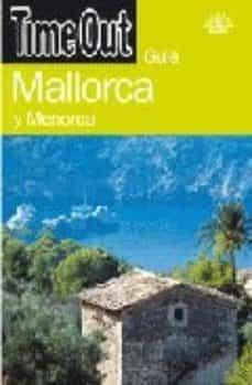 guia mallorca y menorca (time out)-9788498010299