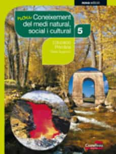 Padella.mx Nou Coneixement Del Medi Natural, Social I Cultural 5 (Projecte Salvem La Balena Blanca) Image