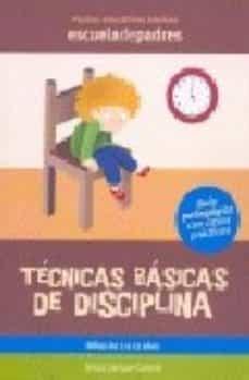 tecnicas basicas de disciplina-jesus jarque garcia-9788498960099
