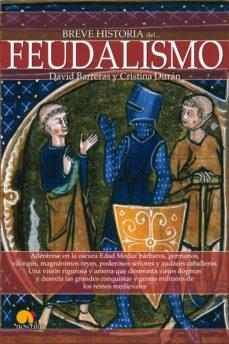 breve historia del feudalismo (ebook)-david barreras-cristina duran-9788499675299