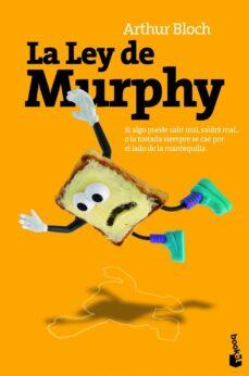 Descarga gratuita de libros electrónicos en pdf LA LEY DE MURPHY 9788499981499 de ARTHUR BLOCH PDF MOBI
