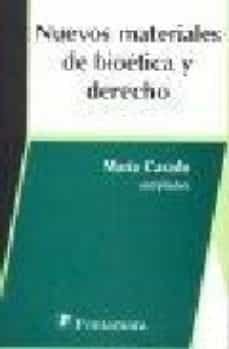 Followusmedia.es Nuevos Materiales De Bioetica Y Derecho Image