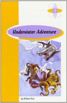 Libros de texto para descargar UNDERWATER ADVENTURE (4º ESO) ePub FB2 PDB 9789963473199 (Spanish Edition) de