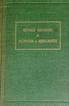 Concursopiedraspreciosas.es Métodos Biológicos De Valoración De Medicamentos Image