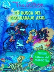 EN BUSCA DEL ESCARABAJO AZUL - TEA STILTON | Triangledh.org