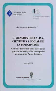 Padella.mx Dimensión Educativa, Científica Y Social De A Inmigración Image