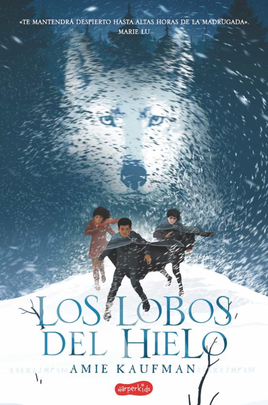 Ebook Los Lobos Del Hielo Ebook De Amie Kaufman Casa Del Libro