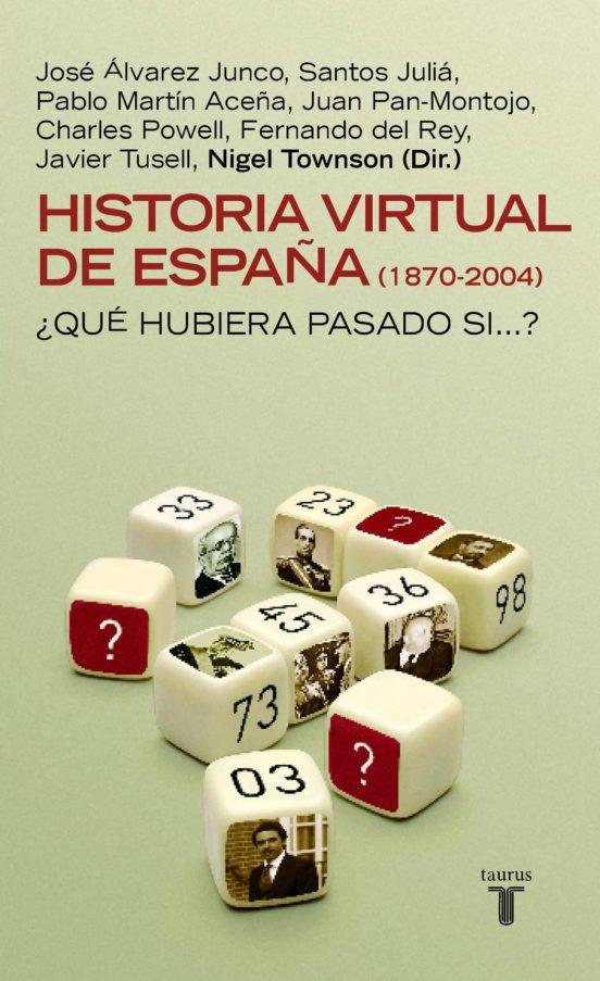 Historia Virtual De Espa U00d1a  1870