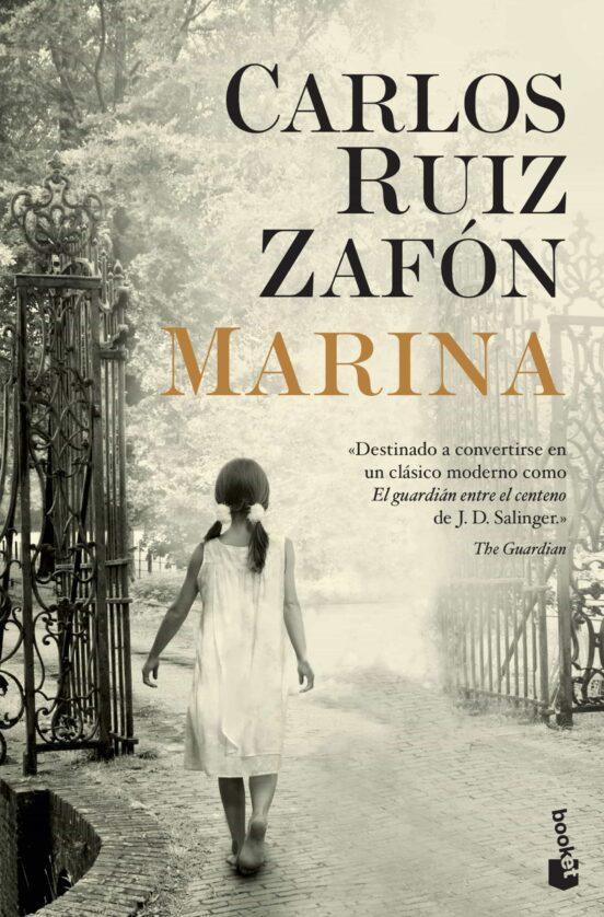 Marina Carlos Ruiz Zafon Casa Del Libro