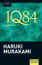 1q84: libros 1 y 2-haruki murakami-9788483835999