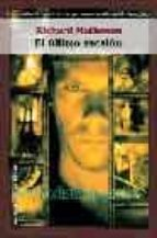 el ultimo escalon-richard matheson-9788484219149