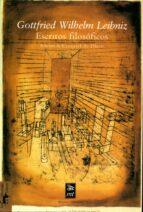 escritos filosoficos-g.w. leibniz-9788477747659