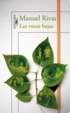 las voces bajas (ebook)-manuel rivas-9788420403359