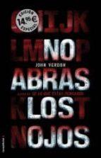 NO ABRAS LOS OJOS + #2#VERDON, JOHN#152465#|#2#                                                                                                                                                              #0#|