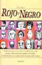 rojo y negro: obra completa (2 vols.)-9789875503199