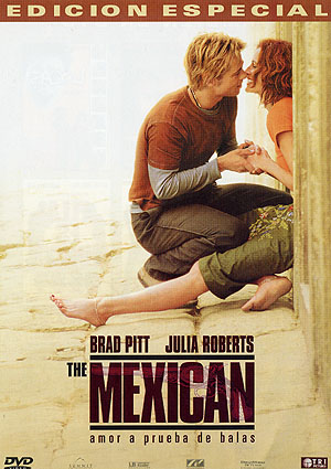 the mexican (dvd)-8422632051786