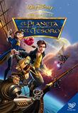 el planeta del tesoro (dvd)-8422397403790