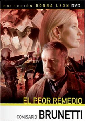 comisario brunetti: el peor remedio (dvd)-8436022287822