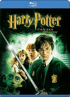 harry potter y la camara secreta (blu-ray)-7321970184723