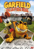 garfield en la vida real (dvd)-8420266934178
