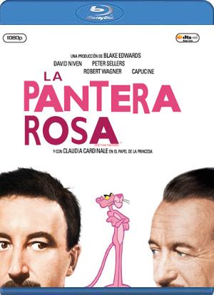 la pantera rosa (1963) (blu-ray)-8420266945297